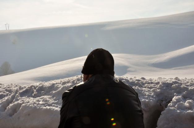 Passeggiata a La Vue des Alpes