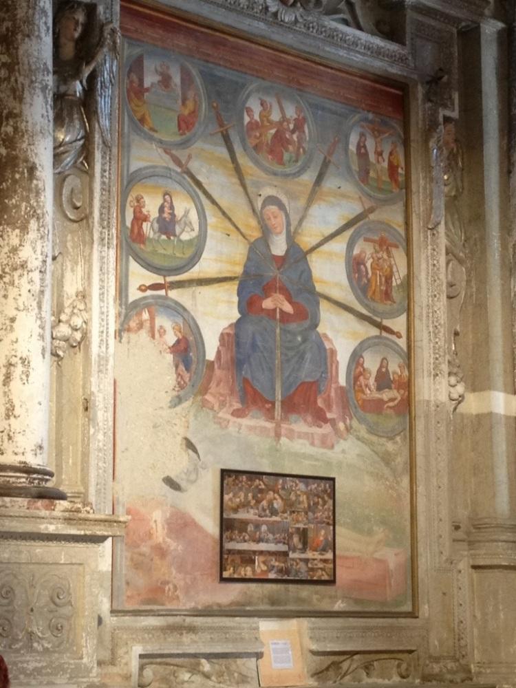 Restauro della Chiesa San Rocco a Ponte Capriasca (1/2)