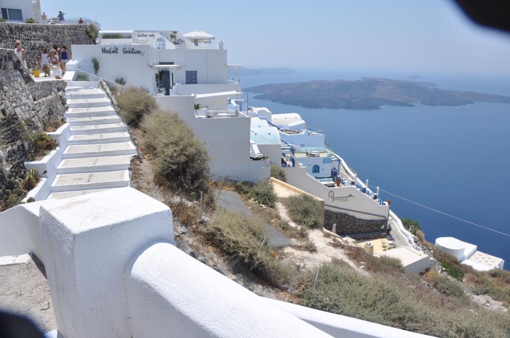 Le mie vacanze luglio 2014 sull'isola di Santorini (4/6)