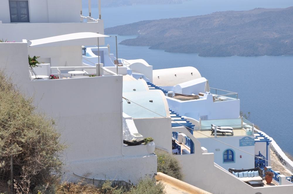 Le mie vacanze luglio 2014 sull'isola di Santorini (3/6)