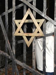 Stella di David simbolo degli Ebrei