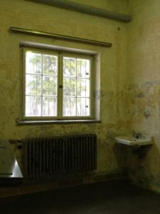 Questa camera la usavano per lavarsi