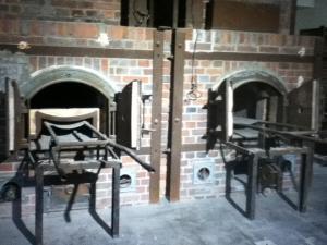 In questi forni venivano cremati i prigionieri